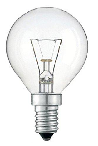 4 x 40W Neff Bosch Siemens AEG Hotpoint 240V SES E14 OVEN COOKER BULB LAMP 30...