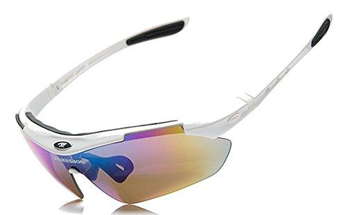 RSRB/UV400/スポーツサングラス/サングラス/REGEASS LEDカラビナ付きミニライト&サングラスセット【REGEASS japan保証書付き】 (ミニライト+白)