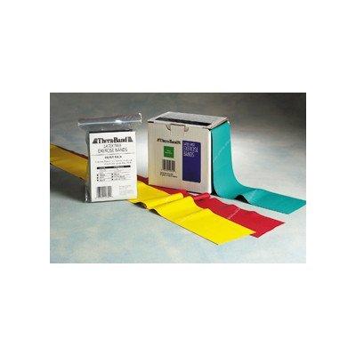 InnoLife 6 Colors Set Flat Stretch Light Resistance Bands For Yoga Exercise, Pilates, Rehabilitation, Physical...