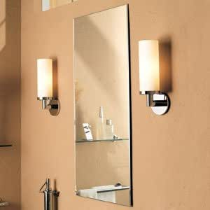 ginger bathroom mirrors 36 80 51 050 kubic frameless beveled 12950