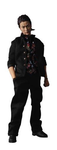 RAH440 Serizawa Tamao as Takayuki Yamada (Fashion Doll) Medicom Toy Real Action Heroes Crows ZERO