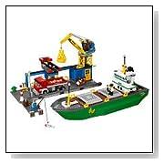 LEGO Harbor 4645
