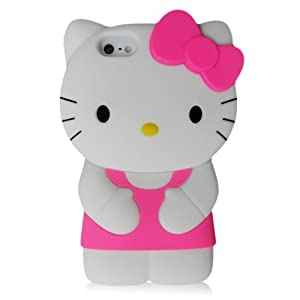 hello kitty iphone case hello kitty 3d silicone cover for new 8737