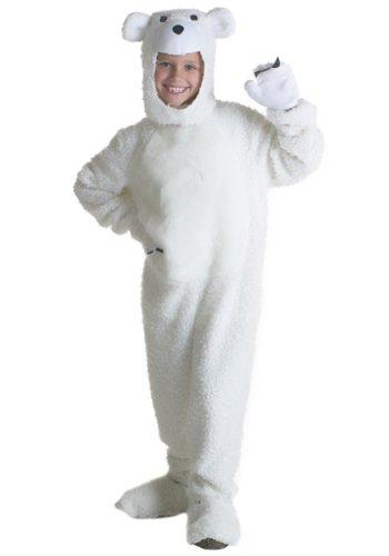 Big Boys' Polar Bear Costume