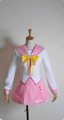 Camplayco Itsuka Tenma No Kuro Usagi Girl's School Uniform Cosplay Costume