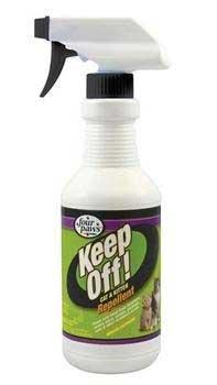 keep repellent cats