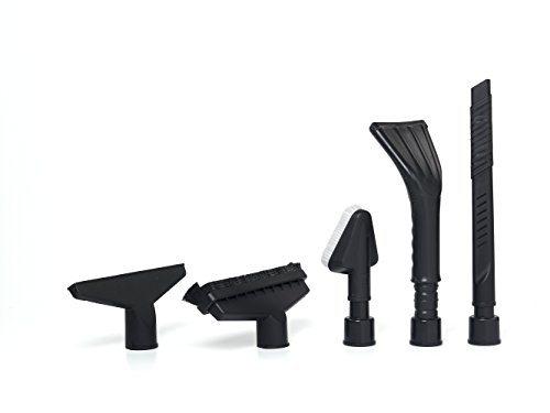 WORKSHOP Wet Dry Vacs WS17854A 1-7/8″ Basic Homeowner Kit for Wet Dry Shop Vacuum, 5-piece