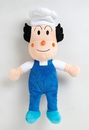 バタコさん抱き人形