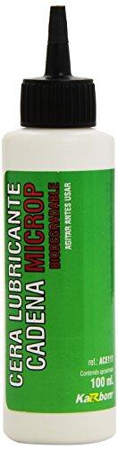 Bompar Karbom - Cera lubricante cadena - para ciclismo - 100 ml