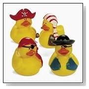 Pirate Rubber Ducks Duckie Ducky