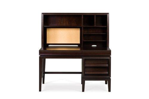 Magnussen Edge Y1877-38 Desk with Hutch