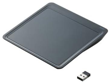 ELECOM Touch Pad無線 マルチタッチジェスチャー対応 ブラック M-TP01DSBK