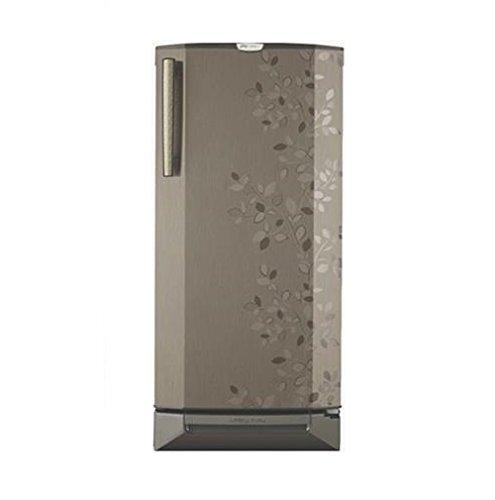 Godrej RD Edge Pro 210 PD 6.2 Direct-cool Single-door Refrigerator (210 Ltrs, 5 Star Rating, Carbon Leaf)