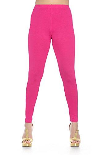 Elaine Women's Cotton Lycra Leggings - B00U65JWE4