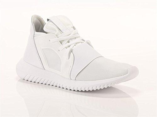 Scarpe Adidas Originals Tubular Defiant W s75250 Unisex white Mesh Sneaker Sport