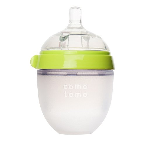 Comotomo Baby Bottle, 5 Oz / 150 Ml (Pack Of 1)