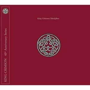 Discipline (CD/Dvd-Audio) [DVD-AUDIO]