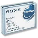 Sony DDS DAT-72 4mm Cleaning Tape Part DG15CL For DDS-1 DDS-2 DDS-3 DDS-4 And DDS-5 DAT-72 Drives