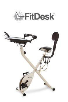 Bring productivity & health together with the FitDesk.