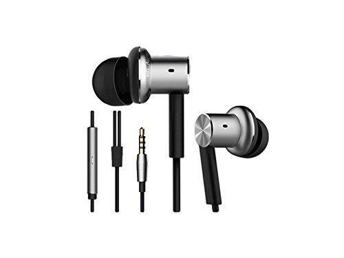 Original Xiaomi Hybrid Dual Drivers Earphones In-Ear Headphones Silver width=