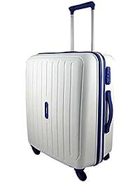 VIP Phoenix Plus 75cm White Check In Luggage