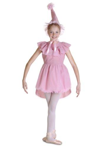Big Girls' Munchkin Ballerina Costume