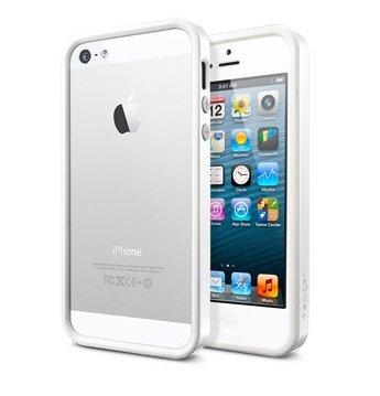 SPIGEN+SGP+iPhone5ケース+ネオ・ハイブリッド+EX+スノーシリーズ+[インフィニティ・ホワイト]+【SGP09517】