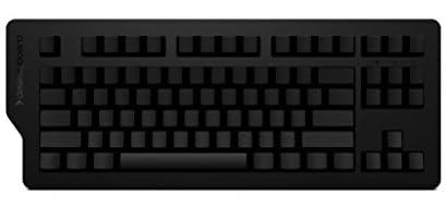Das Keyboard 4C Ultimate Compact Mechanical Keyboard - Blue Switch - US (DASK4CULTMBLU-3G7-r1.0) [並行輸入品]