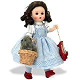 Madame Alexander 8 Inch Wizard Of Oz Hollywood Collection Doll - Dorothy