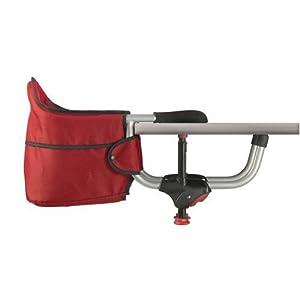 clip en el asiento de viaje para bebé