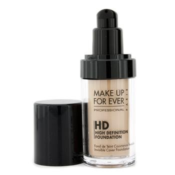MAKE UP FOR EVER HD Invisible Cover Foundation 120 Soft Sand