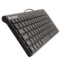 Lapcare USB Mini Keyboard(Black)