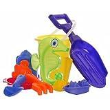 10 Pc. Mega Beach Set Sand & Garden Toys
