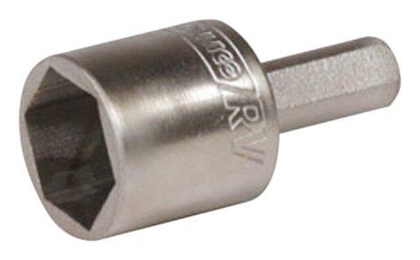 Camco 57363 Leveling Scissor Jack Socket