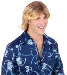 Ladies Man Wig Blonde Accessory