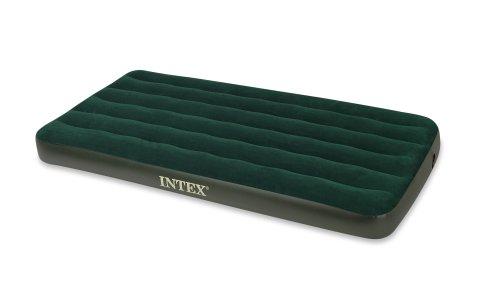 intex air mattress reviews intex air mattress: Intex Prestige Downy Green Air Mattress with  intex air mattress reviews