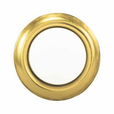 Non-Illuminated Doorbell or Garage Door Button