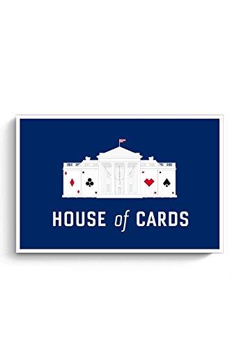 PosterGuy House Of Cards House Of Cards,House,Cards,2016,Frank,Underwood,2016,Netflix,Tv,President,Us,Usa,Vote...