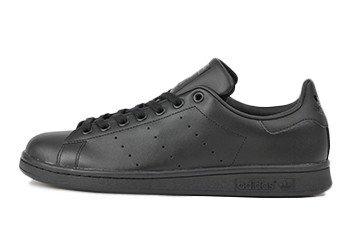 (アディダス) adidas STAN SMITH スタンスミス スニーカー メンズ Black/Black/Black26.5 [並行輸入品]