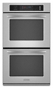 KitchenAid KEBS208SSS 30 Double Wall Oven - Stainless Steel
