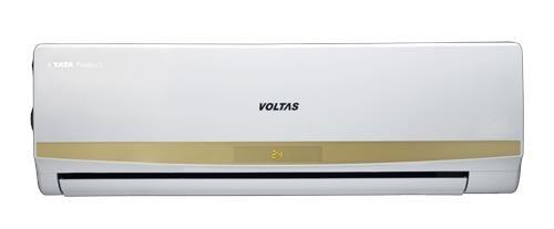 Voltas 243 Cya Classic Ya Series Split AC (2 Ton, 3 Star Rating, White)