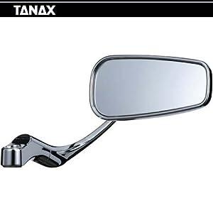 TANAX タナックス NAPOLEON ナポレオン: バレンAAミラー  左右共通/10mm  (クロームメッキ) APA-10