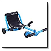 Ezy Roller Ultimate Riding Machine,Blue