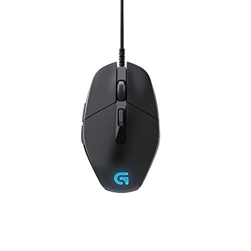LOGICOOL MOBA ゲーミングマウス G302