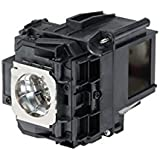 Electrified ELPLP76 V13H010L76 Brand New Replacement Lamp With Housing For Epson Projectors