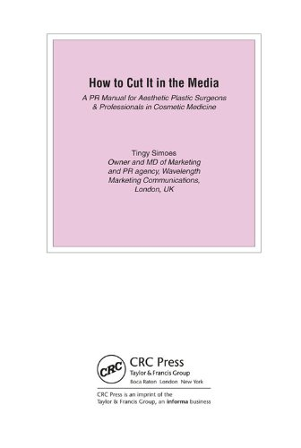 How to Cut it in the Media Pdf