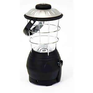 Wind up lamp argos