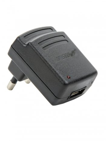 ERD USB MOBILE CHARGER USB 5V-1Amp. (LP-28 TC) With USB Port For Fast Charging