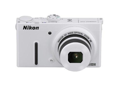Nikon デジタルカメラ COOLPIX (クールピクス) P330WH ホワイト