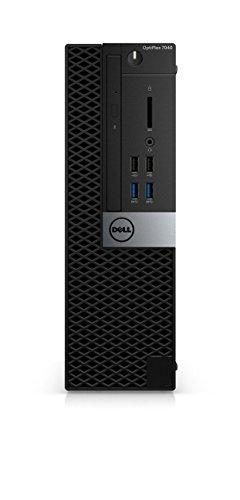 Dell 06FVD OptiPlex 7040 SFF Small Desktop (Intel Core I5-6500, 8GB 2133MHz DDR4 RAM, 500GB HDD, Windows 10 Pro...